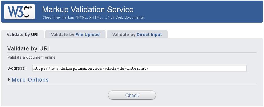 validador-html-w3c